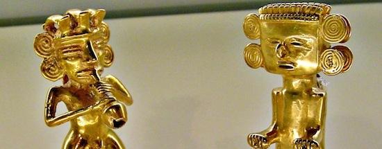 музей золота коста рика