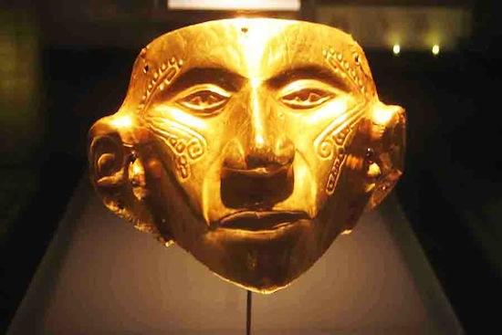 золото Коста Рики